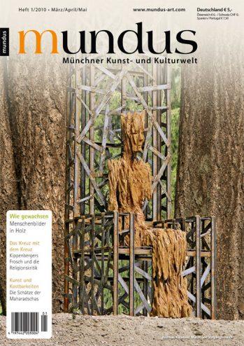 Wie gewachsen <br/>Menschenbilder in Holz