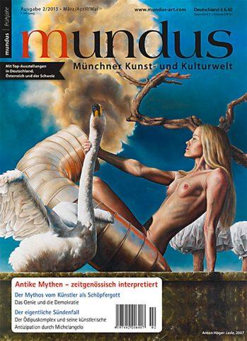 Antike Mythen <br/>zeitgenössisch interpretiert