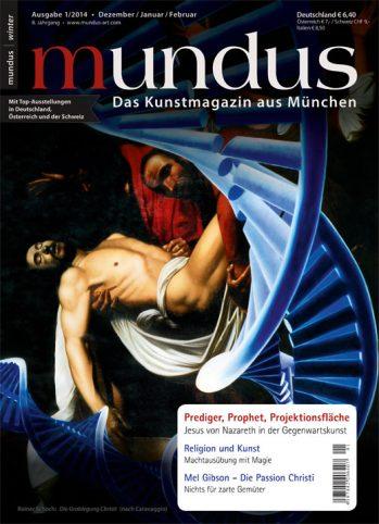 Prediger, Prophet, Projektionsfläche -Jesus von Nazareth in der Gegenwartskunst