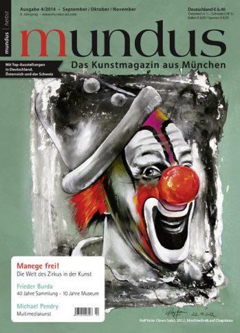 Manege frei!<br/>Die Welt des Zirkus in der Kunst