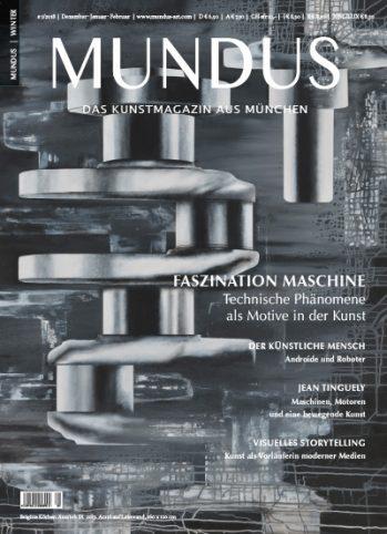 Fazination Maschine <br/>Technische Phänomene als Motive in der Kunst