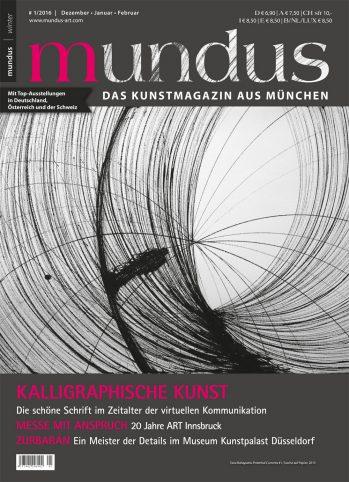 Kalligraphische Kunst –Die schöne Schrift im Zeitalter der virtuellen Kommunikation
