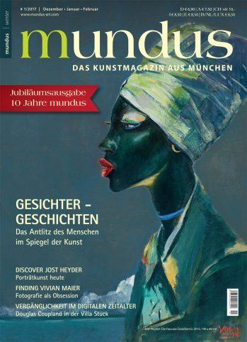 Gesichter-Geschichten <br/>Das Antlitz des Menschen im Spiegel der Kunst