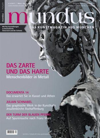 Das Zarte und das Harte <br/>Menschenbilder in Metall